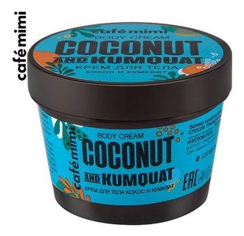 Le Cafe de Beaute, krem do ciała kokos i Kumquat, 110 ml-Le Cafe de Beaute