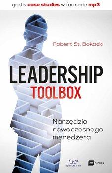 Leadership ToolBox. Narzędzia nowoczesnego menedżera-Bokacki Robert
