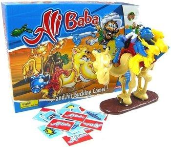 Lean Toys, gra towarzyska Ali Baba osiodłaj wielbłąda-Lean Toys
