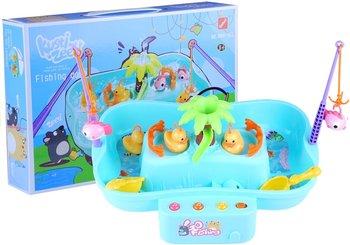 Lean Toys, gra zręcznościowa Łowienie ryb-Lean Toys