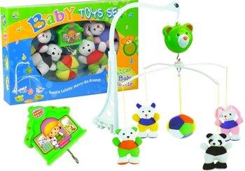 Lean Toys, karuzela do łóżeczka Baby Toys-Lean Toys