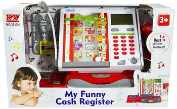 Lean Toys, kasa fiskalna z dotykowym panelem-Lean Toys