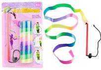 Lean Toys, kolorowa wstążka do gimnastyki artystycznej