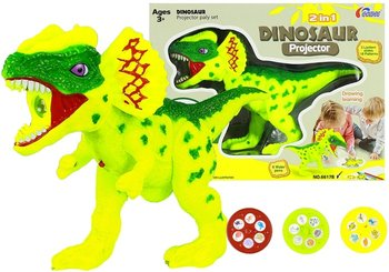 Lean Toys, projektor Dinozaur z pisakami-Lean Toys