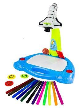 Lean Toys, projektor-rzutnik do malowania-Lean Toys