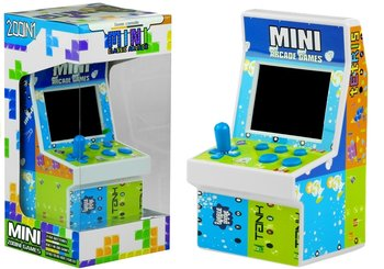 Lean Toys, przenośny automat do gier Arcade konsola-Lean Toys