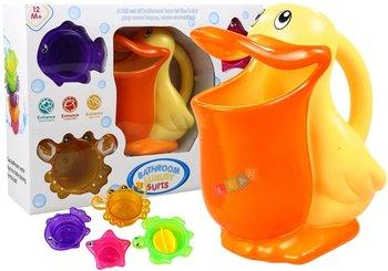 Lean Toys, zabawka do kąpieli Pelikan-Lean Toys