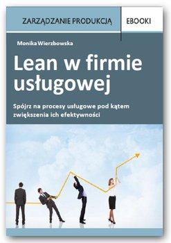 Lean w firmie usługowej                      (ebook)