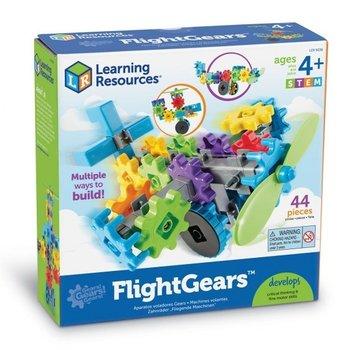Learning Resources, klocki konstrukcujne Gears! Gears! Gears!-Learning Resources