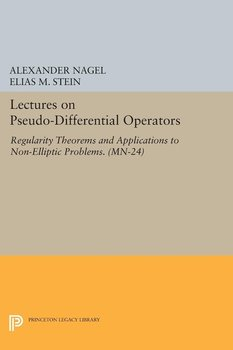Lectures on Pseudo-Differential Operators-Nagel Alexander