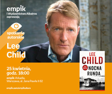 Lee Child | Empik Arkadia