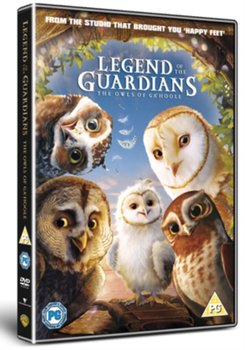 Legend of the Guardians - The Owls of Ga'Hoole (brak polskiej wersji językowej)-Snyder Zack