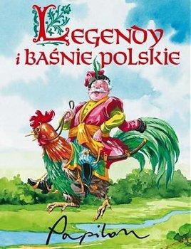 Legendy i baśnie polskie-Sójka Anna
