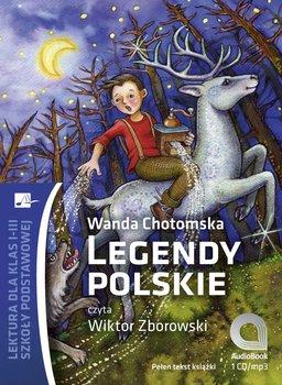 Legendy polskie-Chotomska Wanda