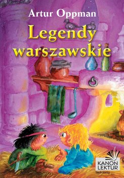 Legendy warszawskie                      (ebook)