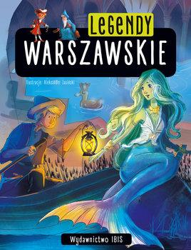 Legendy warszawskie-Opracowanie zbiorowe