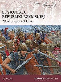 Legionista Republiki Rzymskiej 298-105 przed Chrystusem-Fields Nic