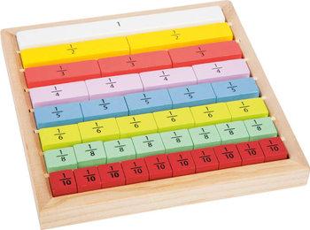 Legler, nauka liczenia Montessori-Legler