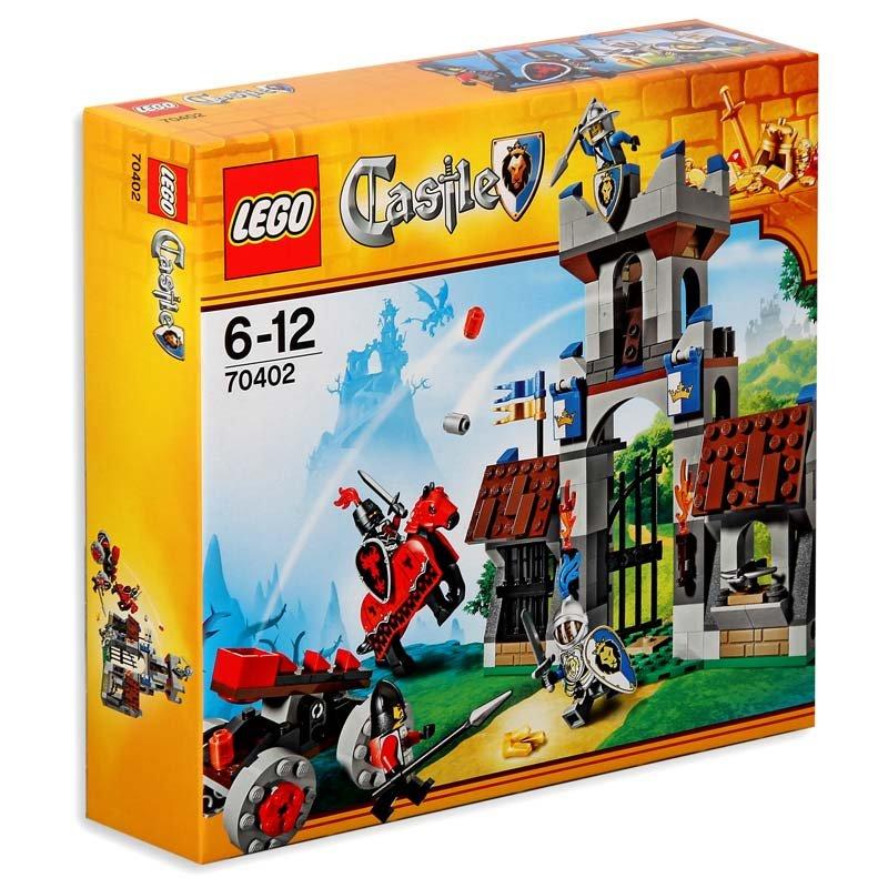 Lego Castle Klocki Napad Na Wartownię 70402 Lego Sklep Empikcom