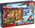 LEGO City, klocki Kalendarz adwentowy-Lego