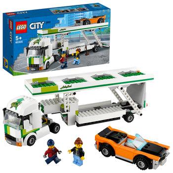 LEGO City, klocki Laweta, 60305-Lego