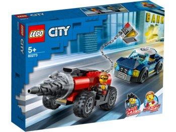 LEGO City, klocki Policyjny pościg za wirtnicą, 60273 -Lego