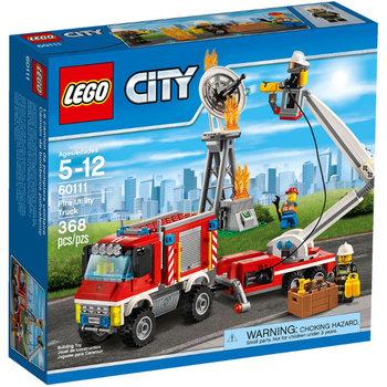 Lego City Klocki Strażacki Wóz Techniczny 60111 Lego Sklep