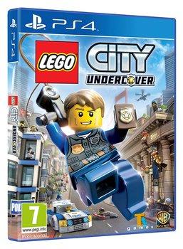 Lego City: Tajny Agent-Warner Bros.