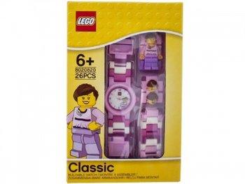 LEGO Classic, zegarek figurka, 8020820-ClicTime