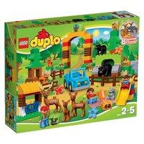 LEGO DUPLO, klocki Leśny park, 10584