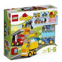 LEGO DUPLO, klocki Moje pierwsze pojazdy, 10816