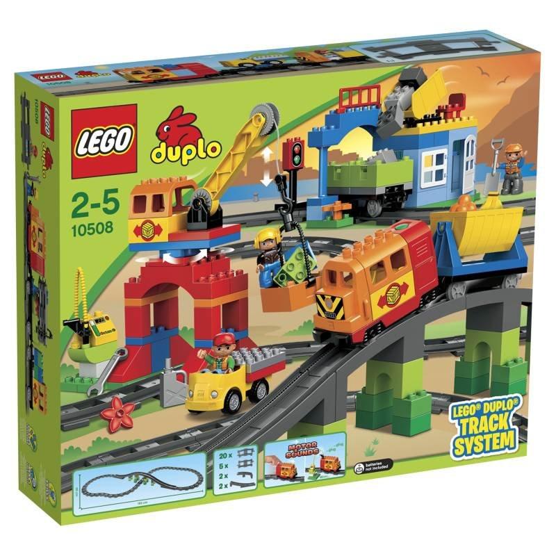 Lego Duplo Klocki Pociąg Zestaw Deluxe 10508 Lego Sklep Empikcom