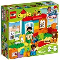 LEGO DUPLO, Klocki Przedszkole, 10833