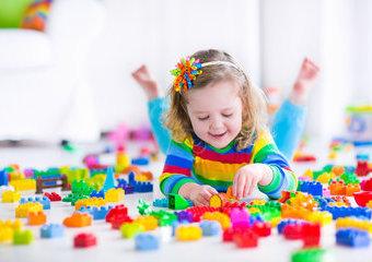 Lego Duplo - pierwsza przygoda z klockami
