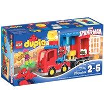 LEGO DUPLO, Spiderman, klocki Ciężarówka, 10608