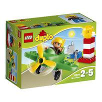 LEGO DUPLO TOWN, klocki Mały samolot, 10808
