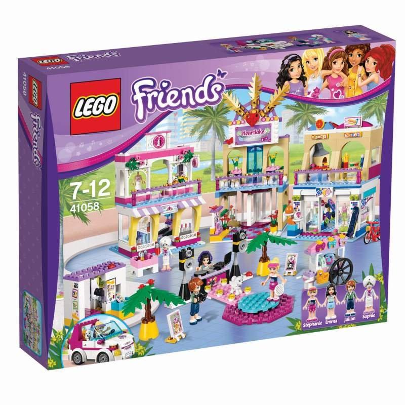 Lego Friends Klocki Centrum Handlowe Heartlake 41058 Lego