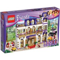 LEGO Friends, klocki Grand Hotel w Heartlake, 41101