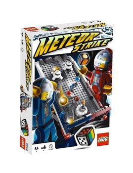 LEGO Games, gra przygodowa Meteor Strike, 3850-Lego