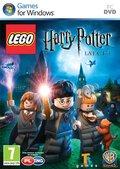 LEGO Harry Potter: Lata 1-4-Warner Bros