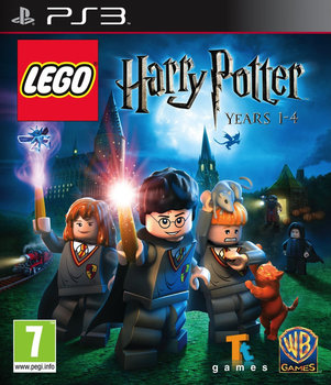 LEGO Harry Potter: Lata 1-4 - Traveller's Tales
