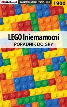 LEGO Iniemamocni - poradnik do gry-Homa Patrick Yxu