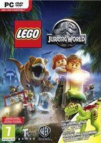 LEGO Jurassic World + minizabawka Lego