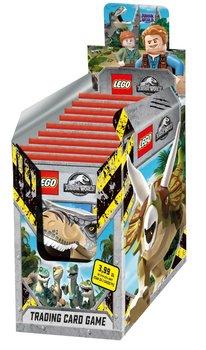 Lego Jurassic World TCG Box 25 Saszetek z Kartami