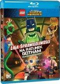 Lego Liga Sprawiedliwości: Na ratunek Gotham-Peters Matt, Zwyer Mel