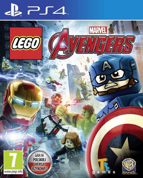LEGO Marvel Avengers - Warner Bros.