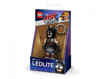 LEGO Movie 2 KE146 Brelok latarka LED Batman-Lego