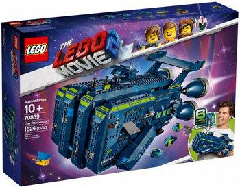 LEGO Movie, klocki Rexcelsior, 70839-Lego