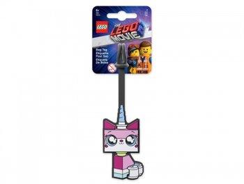 LEGO Movie, zawieszka do bagażu lub plecaka Unikitty, 52346-Lego
