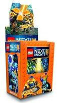 Lego Nexo Knights Box 50 Saszetek z Naklejkami